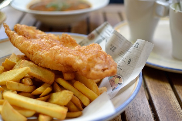 Top 5 Fish & Chips
