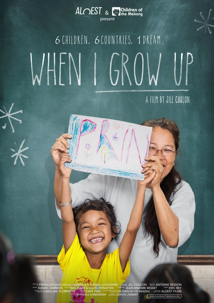 Gagnez 2 places pour assister à la soirée de projection du film When I Grow Up