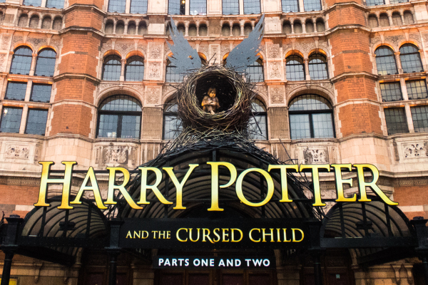 Harry Potter au Palace Theatre
