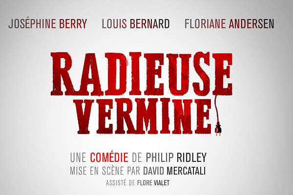 Interview de Louis Bernard pour Radieuse Vermine