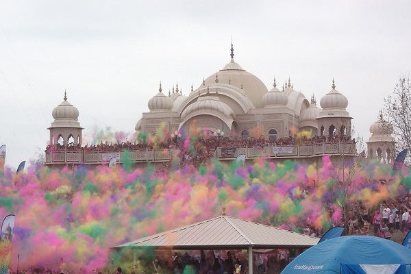 Londres fait son printemps indien