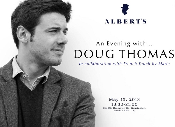Doug Thomas au Albert's Club
