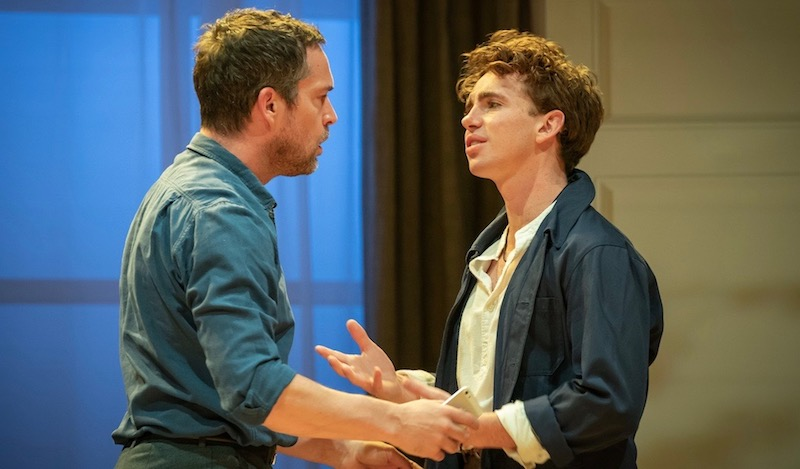 The Son, la pièce du français Florian Zeller au Duke of York's Theatre