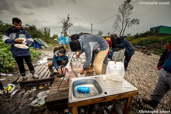 Jungle de Calais : mise au point