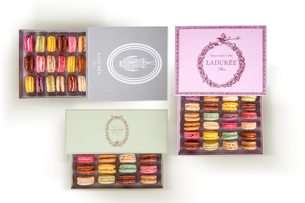 Ladurée débarque au London City Airport