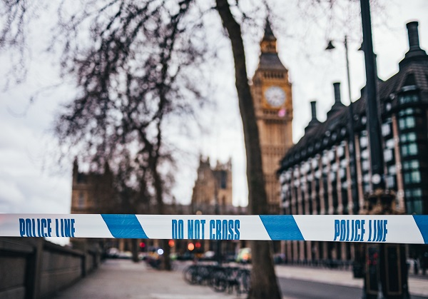 Londres capitale du crime en 2018?