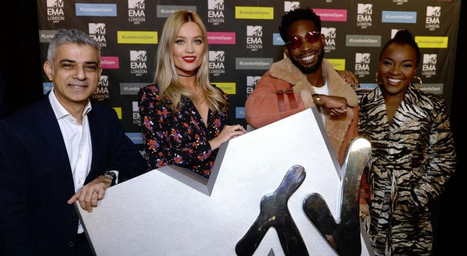 Les MTV European Music Awards de retour à Londres, après 20 ans d'absence