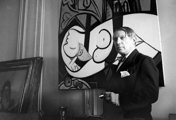 Picasso Love, Femmes, Tragedy