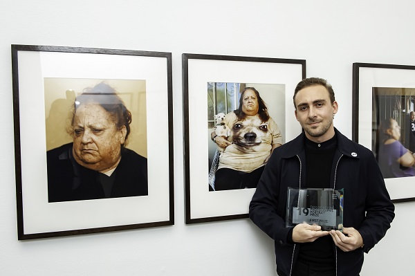 Pat Martin remporte le Taylor Wessing Photographic Prize 2019
