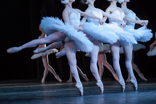 On a vu le lac des cygnes par l'English National Ballet