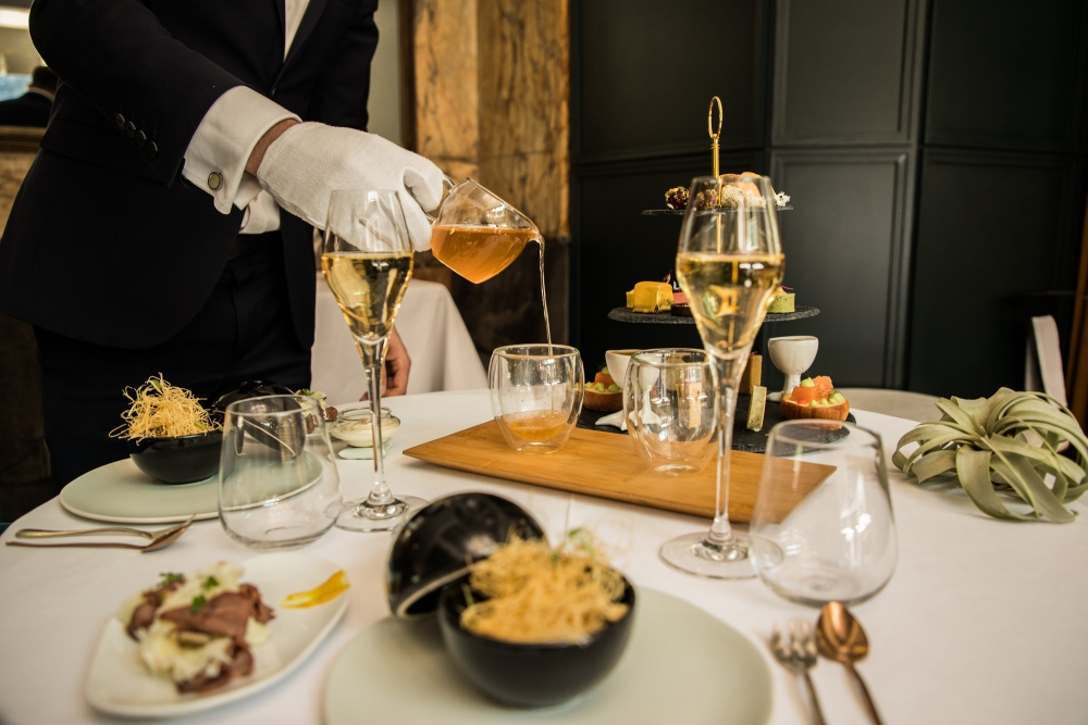 Le Club Gascon lance son nouvel Afternoon Tea