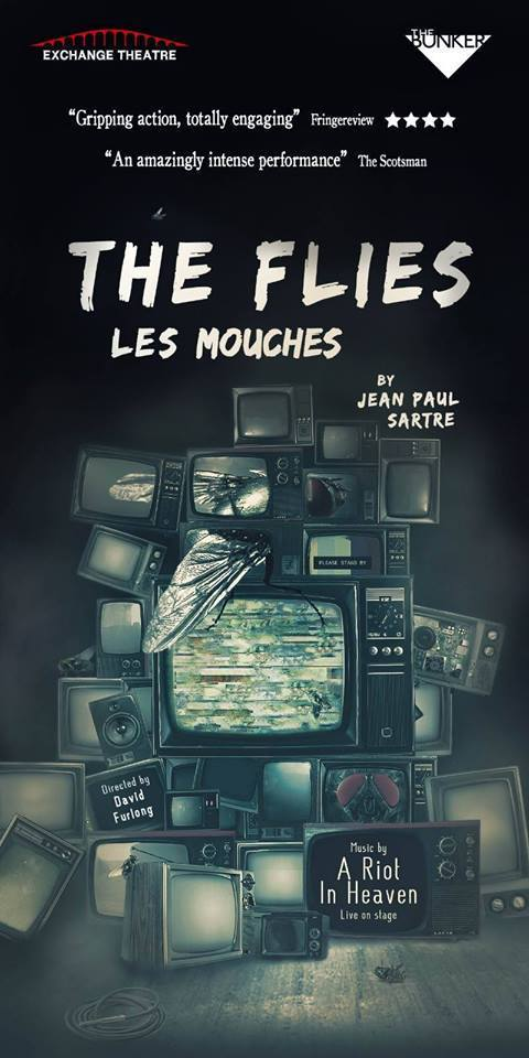 the flies flyer