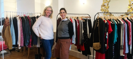 Wardrobe stories organise son second pop-up à Kentish Town