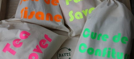 Bayti vous fait gagner 4 tote bags
