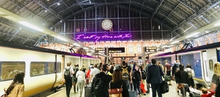 5 Choses à faire quand on est à Kings Cross