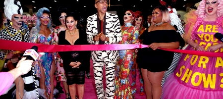 Art, culture pop & mode : Le DragCon de RuPaul