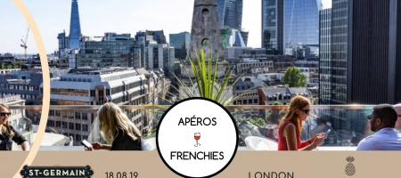 Les Apéros Frenchies continuent à Londres