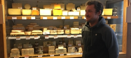 The world of cheese de chez Abondance