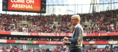 Arsène Wenger quitte Arsenal