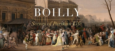 Boilly: Scenes of Parisian Life à la National Gallery