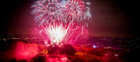 5 feux d'artifice à voir pour Bonfire Night 2018 à Londres