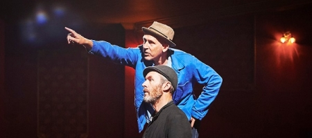 How it is, le premier roman de Samuel Beckett adapté au théâtre à Londres