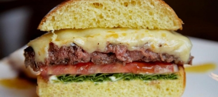 L'European Burger qui vote « in »