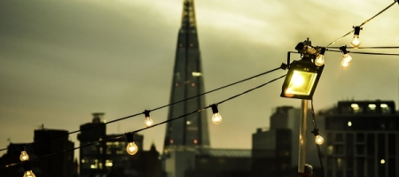 Passer à table avec le Shard