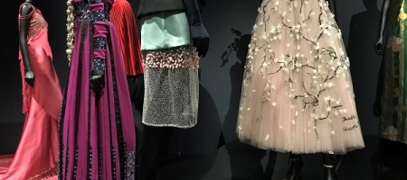 Christian Dior : Rêves de couture à Londres