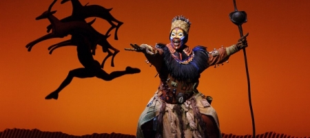 Le meilleur des comédies musicales à Londres : The Lion King