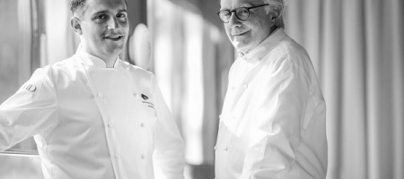Alain Ducasse at The Dorchester fête ses 10 ans