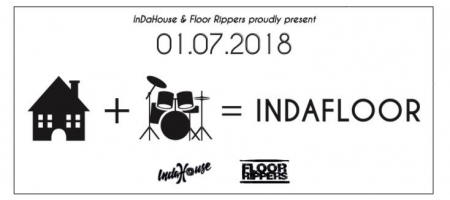 Indahouse London et Floors Ripers organisent une soirée au bar du Ace Hotel