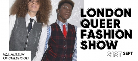 Le London Queer Fashion Show au V&A