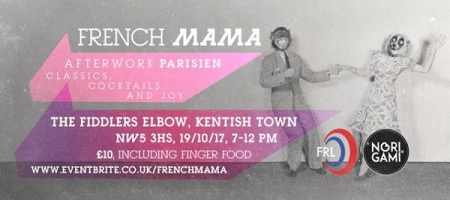 French Mama fait groover Camden