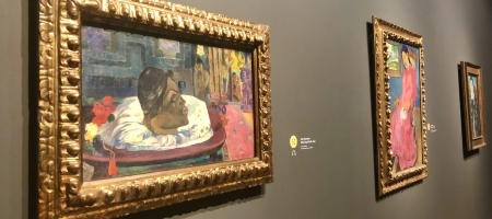 Les portraits de Paul Gauguin exposés à la National Gallery