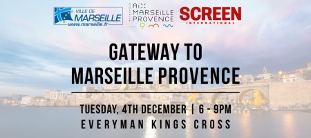 Gateway to Marseille Provence : networking pour les professionels des industries créatives