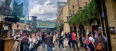 5 choses à faire quand on est à Camden