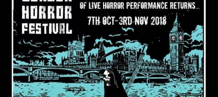 Le London Horror Festival hante Londres pour Halloween