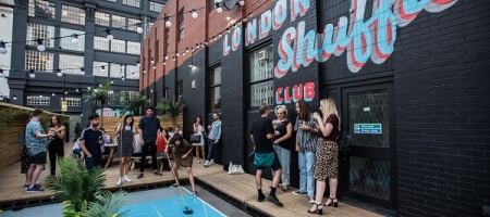 On a testé pour vous le London Shuffle Club à Shoreditch
