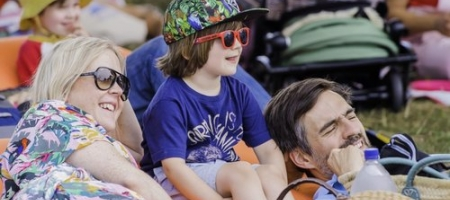Luna Kids Cinema: des films d'animation en plein-air