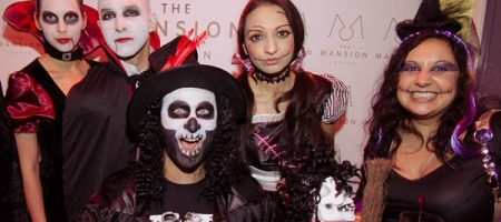 2 places à gagner pour la soirée Halloween de The Mansion London
