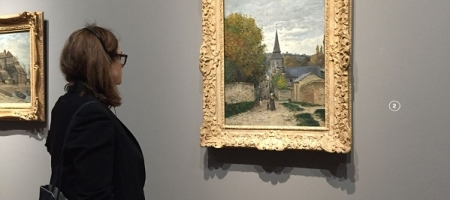 MONET & ARCHITECTURE : L'autre Monet