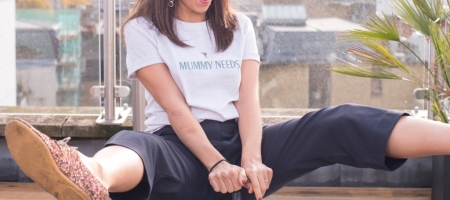 Gagnez le T.shirt Mummy needs