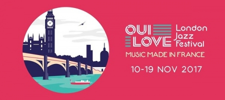 Oui Love EFG London Jazz festival
