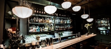The Gobpsy, le bar secret de la City