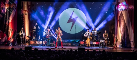 Un hommage à David Bowie au Hackney Empire