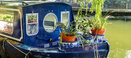 The Floating Market de Little Venice