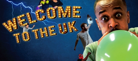 Welcome to the UK, le théâtre social de Sophie Besse