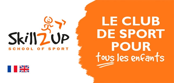 SkillZ UP Multisports Club for Children illustration