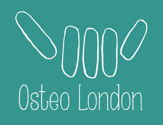 OSTÉOPATHE - OSTEO LONDON illustration